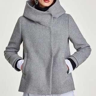 Zara Jacket Wraparound