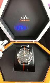 Brand New In Box Omega Speedmaster Ultraman Limited Edition