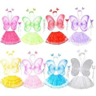 Pre-Order - Butterfly Wing Party Dressup