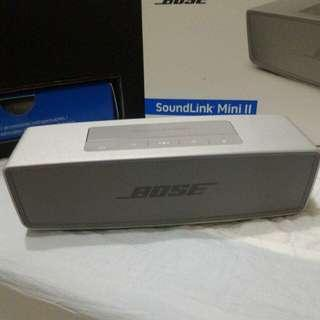 🚚 Bose mini2 Bluetooth soundbar 藍牙音響