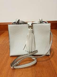 Korean tassle sling bag #jan50