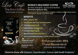 Worlds Healthiest Coffee