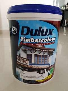Dulux Timbercolour (Riverbed)