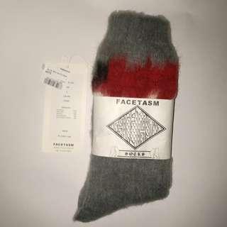 日本品牌Facetasm.襪,購自東京伊勢丹