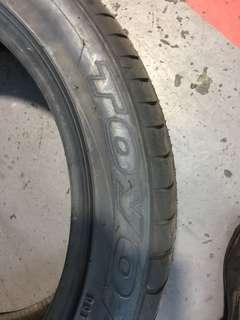 245/45/18 toyo tyre for sale