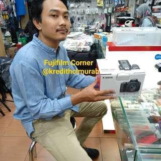 Kredit Canon EOS 200D tanpa Kartu Kredit