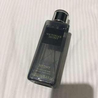 VS Victoria's Secret Night Body Mist Exclusive