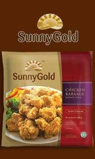 Chicken Karage SunnyGold (500 g)