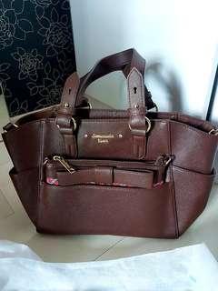 Auth Samantha Vega Bag from Japan