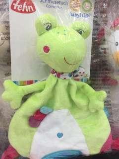 芬恩小青蛙安撫玩偶