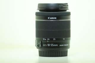 Canon EFS 18-55mm F3.5-5.6 IS STM