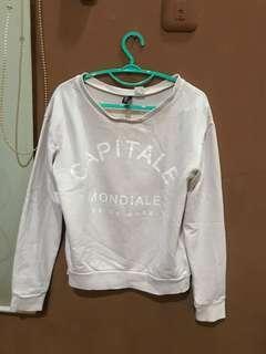 Sweater hnm pink