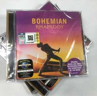 CD Queen - Bohemian Rhapsody OST