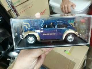 Starbucks Exclusive 20 years in Malaysia Miniature Car
