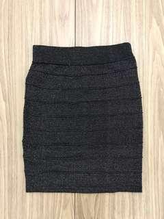 Forever 21 glittery skirt
