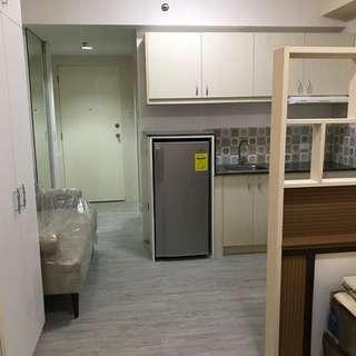 Amaia Steps studio unit for sale price 3M Fully Furnished Already