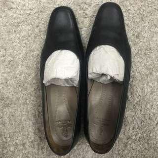Snowfly London Formal Black Shoes