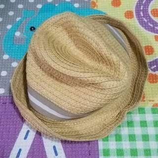 Crazy 8 Straw Bucket Hat