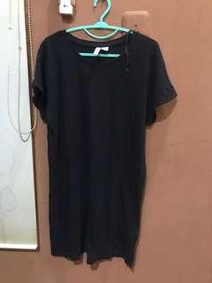 H&m dress black