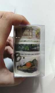 Washi Tape Set (3 sets available)