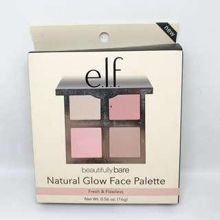 [READY STOCK] Elf Beautifully Bare Natural Glow Face Palette
