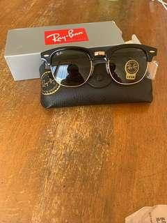 Brand new Ray-Ban clubmasters RB3016