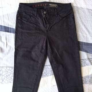 ESPRIT Black Trousers 黑色長褲