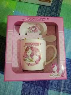 Unicorn cup set