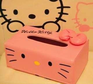 Hello kitty衛生紙盒(150含運喔)