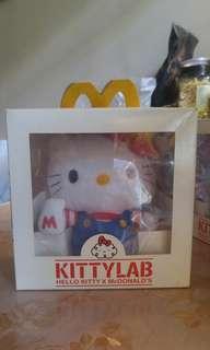 麥當勞× Hello Kitty公仔