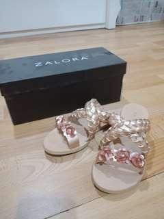 Zalora rose sandal