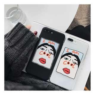 🚚 [PO] 'I am cool' iPhone Case