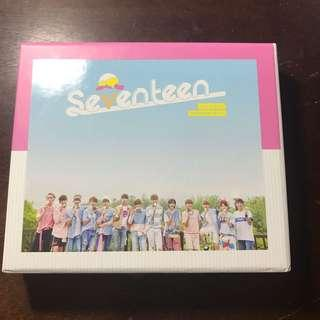 [WTS] SEVENTEEN Love & Letter repackaged album