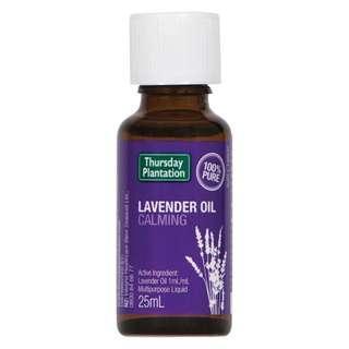 [25ml][FREE MAIL]Thursday Plantation Lavender Oil