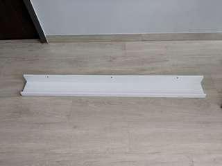 Mosslanda Picture Shelf 115cm