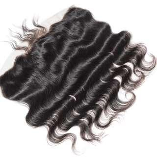 Pre- plucked Lace Frontals