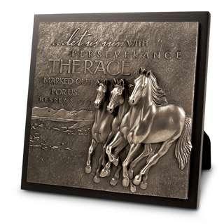 Plaque Horse