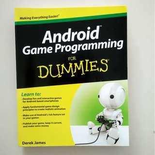 For Dummies - Android Game Programming
