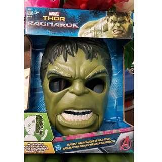 Marvel : Ragnarok Hulk Out Mask
