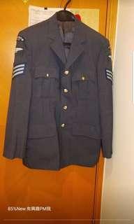 Aircadet sergeant jacket