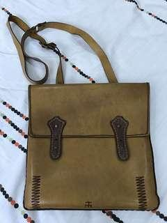 Full Leather Sling Bag (Bought from Turkey)