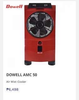 Dowell air mist cooler