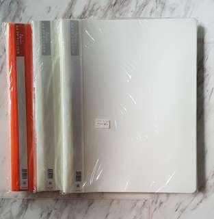 A4 Folder (12 in pack) from Popular