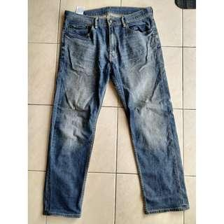 "Levis Jeans 505 W36"" (Used) - Light Blue"