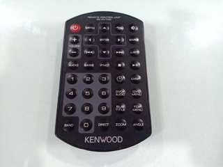 Kenwood Car Audio Remote Control RC-DV 700