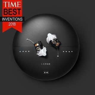 EARGO MAX - BEST INVENTION OF 2018 by Time Magazine