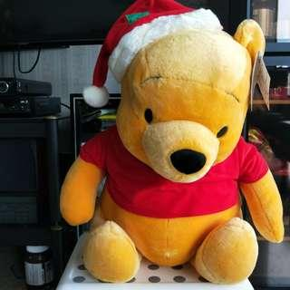 ♥ Gift - NEW Big Winnie The Pooh Plush Toy with Music 🎶 Special Offer!!!