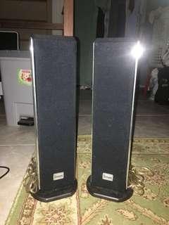 Divoom Tall Speakers