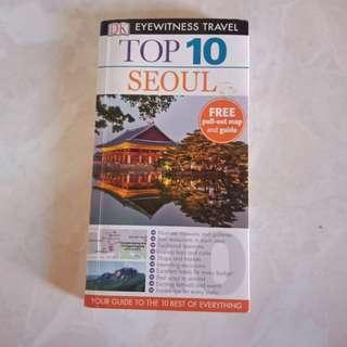 Eyewitness Travel Top 10 Seoul Travel Book