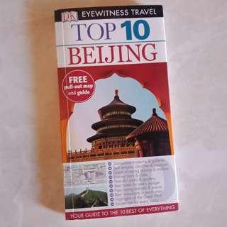 Eyewitness Travel Top 10 Beijing Travel Book